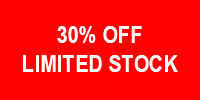 30% OFF LIMTED STOCK