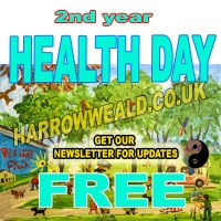 HEALTH DAY IN THE PARK – MIND, BODY AND SOUL
