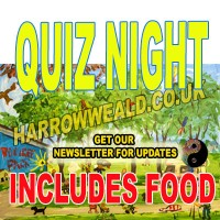 Quiz Night - Online with social distancing community meal