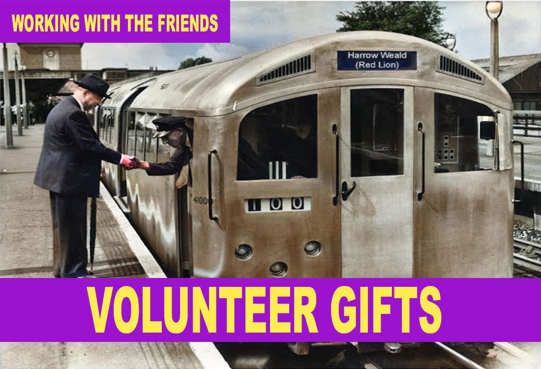 Volunteer Gifts
