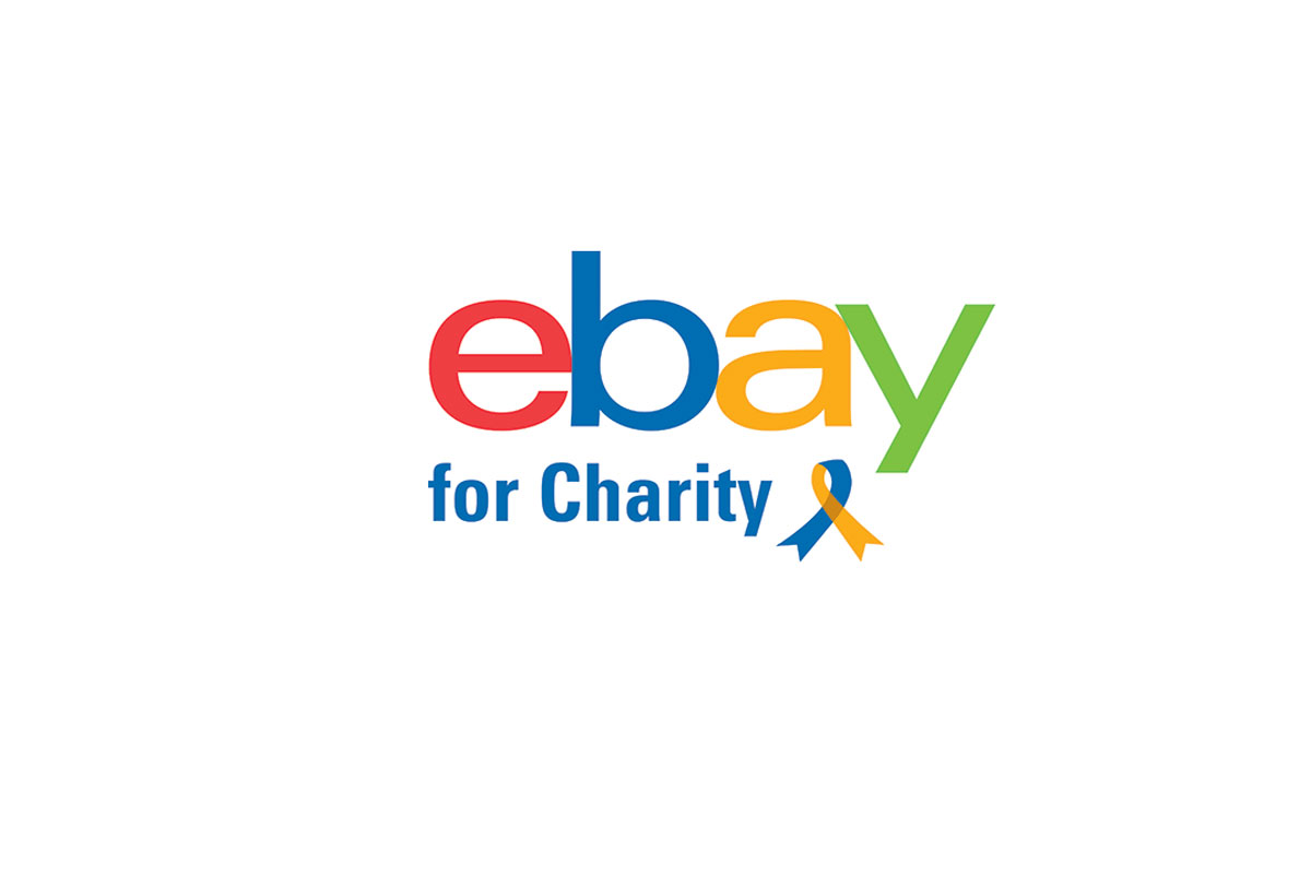 Donate via Ebay