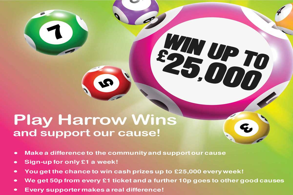 Play raffle win £25k