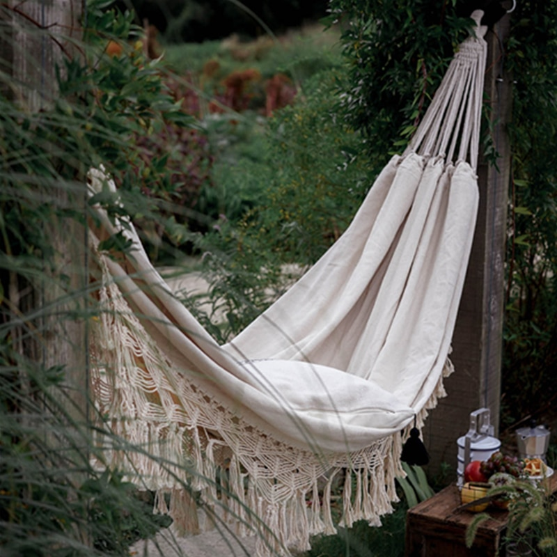 Large Hanging Bed for Garden